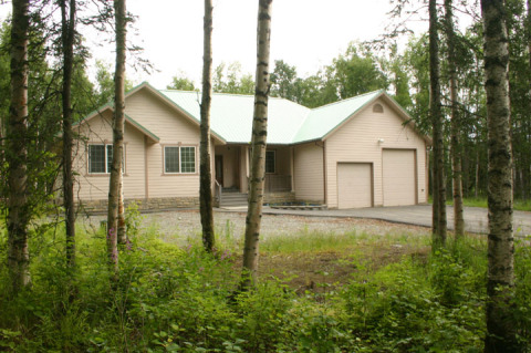 A Wayside B&B - Bed and Breakfast in Wasilla