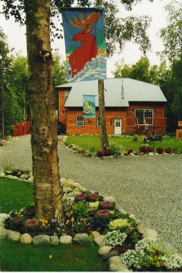 Alaska's Lake Lucille Bed & Breakfast - Vacation Rental in Wasilla