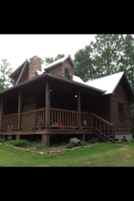 Cabin In Oxford - Vacation Rental in Water Valley