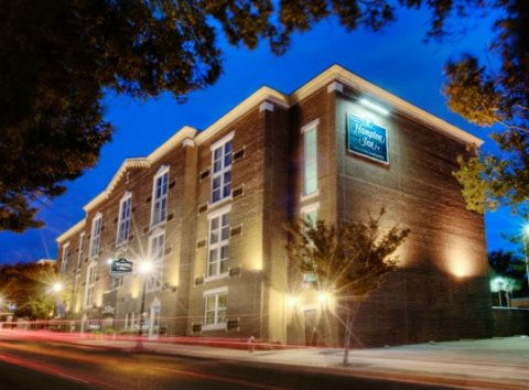 Hampton Inn Columbia-Downtown Historic District. - Hotel in West Columbia