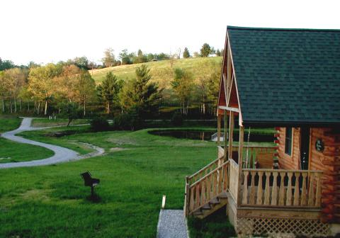 Cabins on Laurel Creek - Vacation Rental in West Jefferson