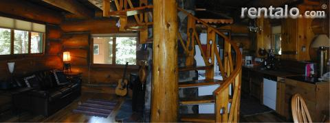 The Alpenrose: A Romantic West Shore Log Cabin! - Vacation Rental in West Lake Tahoe