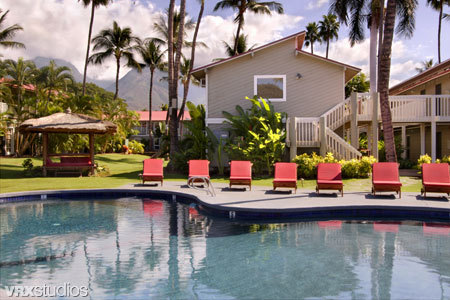 Aina Nalu Vacation Rental - Vacation Rental in Lahaina