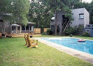 Very Private Vacation House - West Tisbury, MA - Vacation Rental in West Tisbury