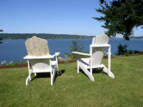 Shipton Cottage - Vacation Rental in Whidbey Island