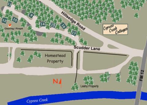 Fabulous Wimberley Cabin Cypress Creek Cottages Interior Design Ideas Oteneahmetsinanyavuzinfo