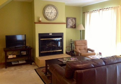 2br - Vacation Condo w/fireplace weekly and weeke - Vacation Rental in Windham