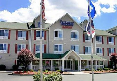 Fairfield Inn by Marriott Hartford Airport