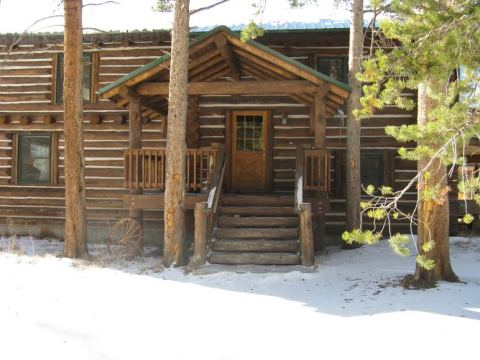 Excellent Lodge Cabin & Bunkhouse - Vacation Rental in Winter Park