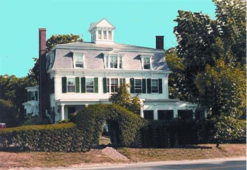 The Colonial House Inn, - Bed and Breakfast in Yarmouth Port