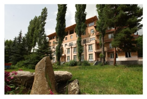 Park Resort Aghveran - Hotel in Yerevan
