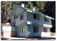 Cozy Bear Cottage Vacation Rental in Yosemite CA - Vacation Rental in Yosemite