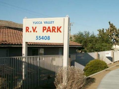 Yucca Valley RV park - Vacation Rental in Yucca Valley