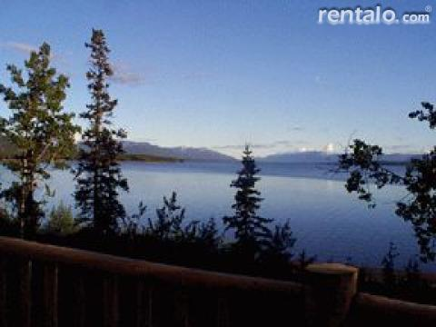 Lakefront fully furnished house - Vacation Rental in Yukon