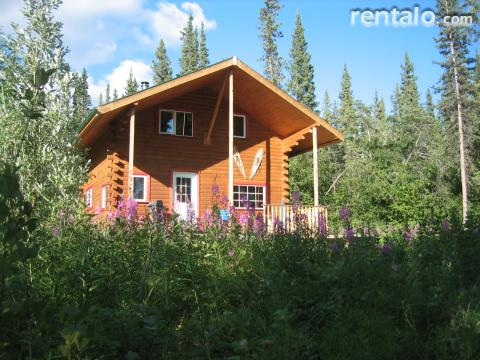 Little Atlin Lodge, Yukon, Canada - Vacation Rental in Yukon
