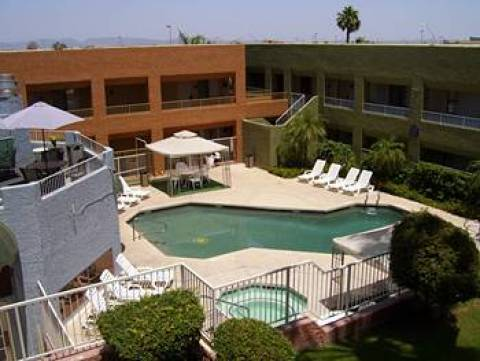 Best Western InnSuites Yuma at the Mall Hotel &
